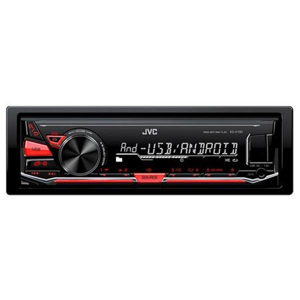 RADIO MP3 PLAYER 4X50W KD-X130 JVC