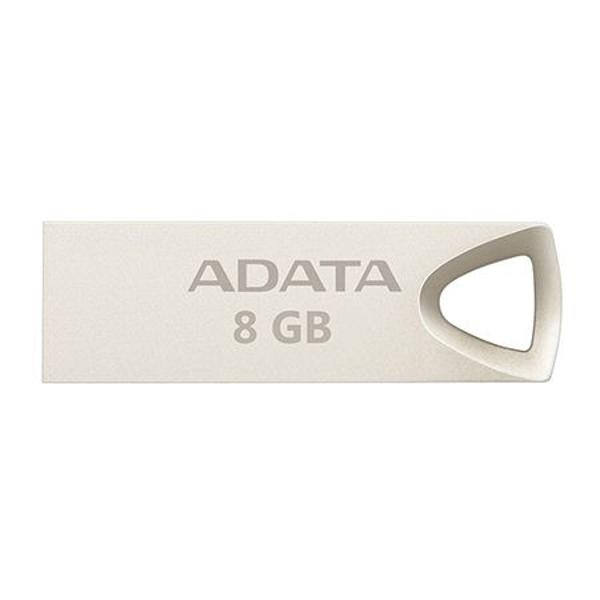 FLASH DRIVE USB 2.0 8GB UV210 METAL ADATA