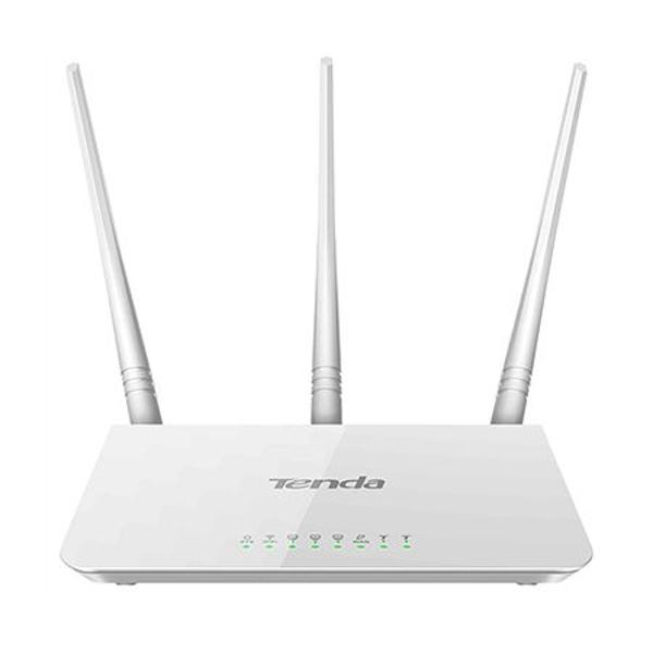 ROUTER WIRELESS 300MBPS F3 TENDA