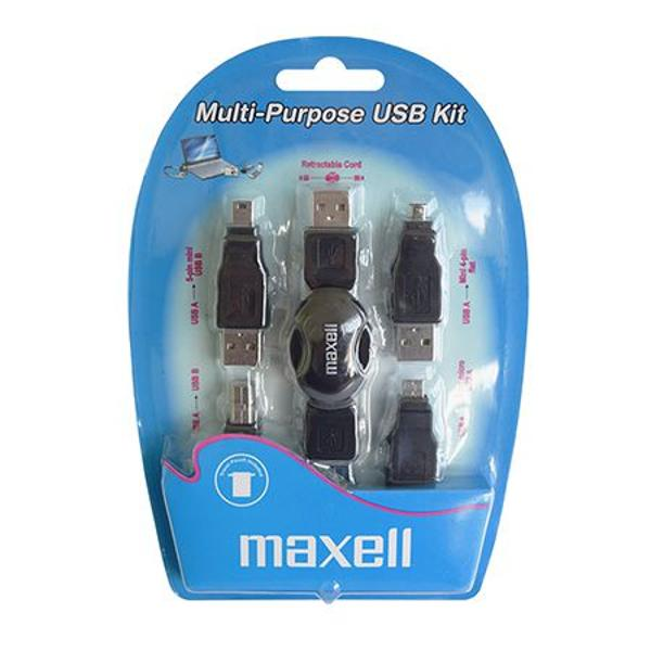 KIT ADAPTOARE USB MAXELL