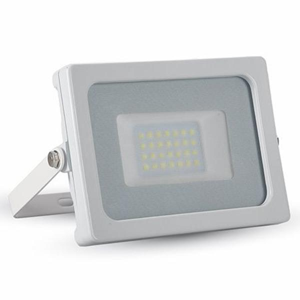 REFLECTOR LED SMD 20W 6000K ALB
