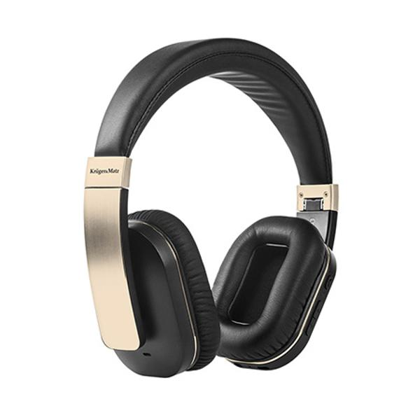 CASTI AUDIO BLUETOOTH F5A GOLD KRUGER&MATZ