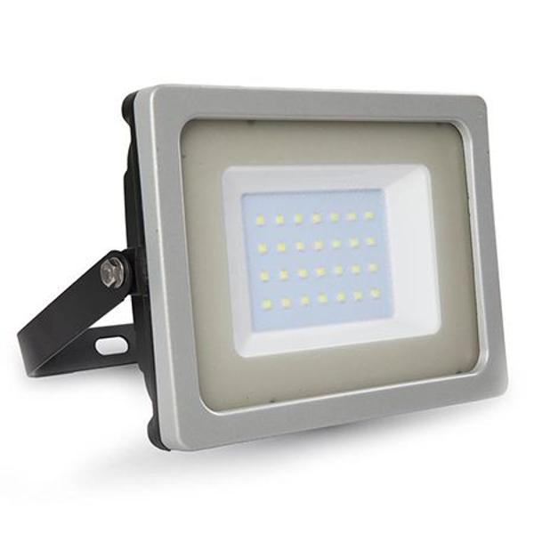 REFLECTOR LED SMD 30W 6000K IP65 GRI/NEGRU