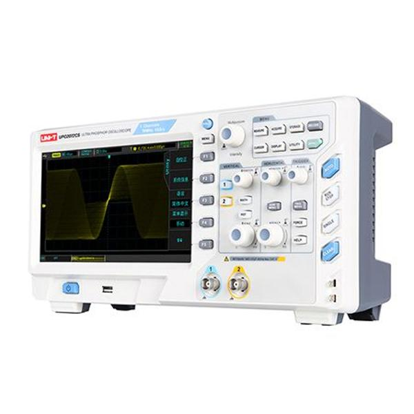 OSCILOSCOP DISPLAY ULTRA PHOSPHOR UPO2072CS