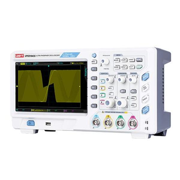 OSCILOSCOP DISPLAY ULTRA PHOSPHOR UPO2104CS