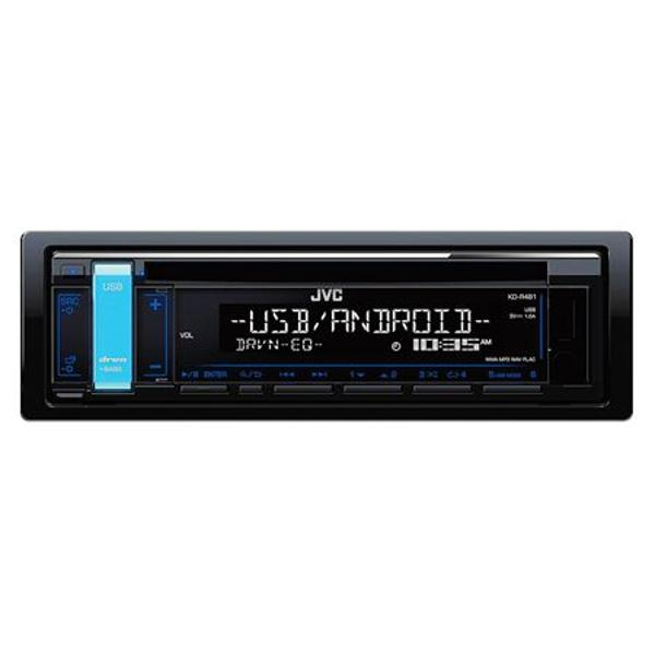 RADIO CD PLAYER USB KD-R481 JVC