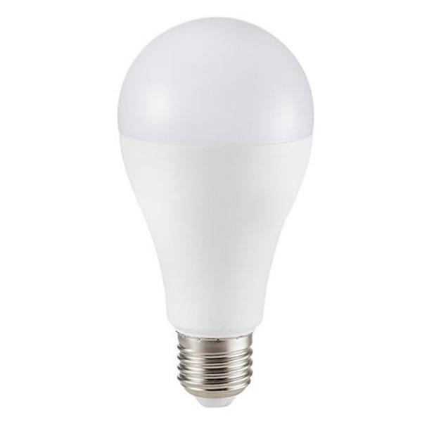 BEC LED A65 E27 17W 4000K ALB NEUTRU, CHIP SAMSUNG