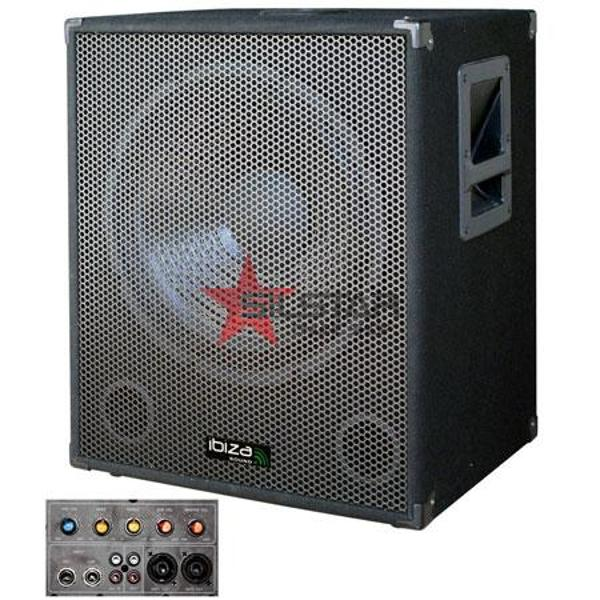 Subwoofer Activ 15 Inch SUB15A