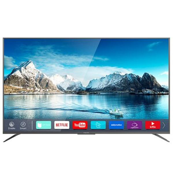 TV 4K ULTRA HD SMART 65INCH 165CM SERIE X K&M