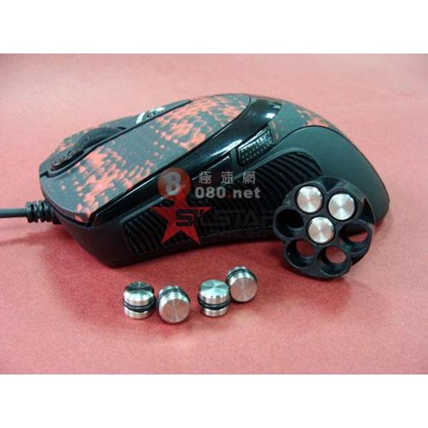 Mouse A4Tech  Oscar XL-740K