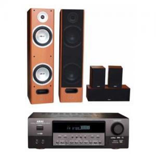 Sistem Home Cinema Akai As110ra-320/ss105a-158