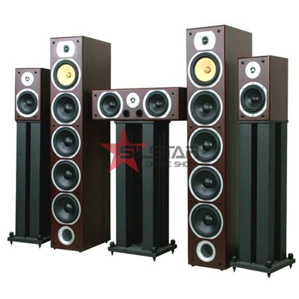 Home Theatre Speakers Set Mahon 1240W Max-V9B-MA