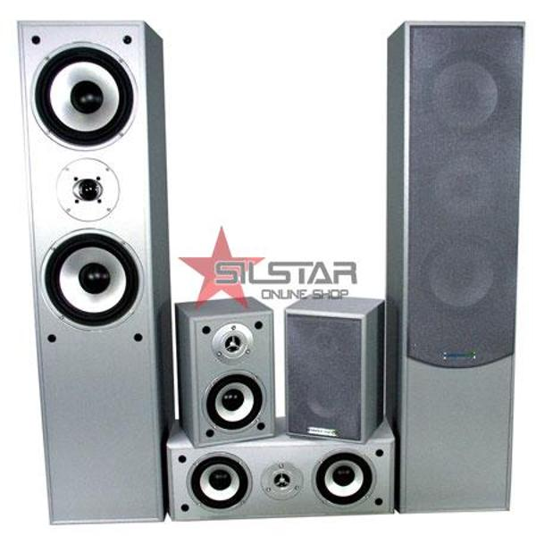 Incinte HI-FI Home Cinema Silver-E1004SI