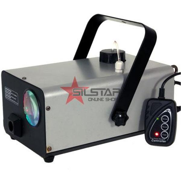 SMOKE MACHINE 400W WITH RGB FLOWER LED  E-LSM400FLOWER