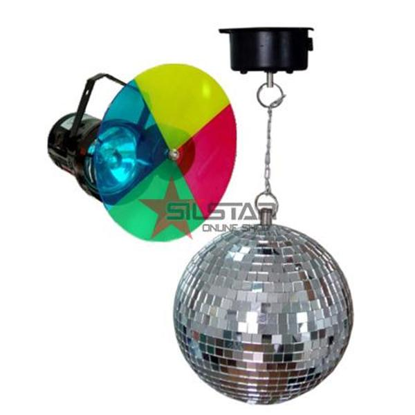 PARTY SET 8 INCH-DISCO3-20
