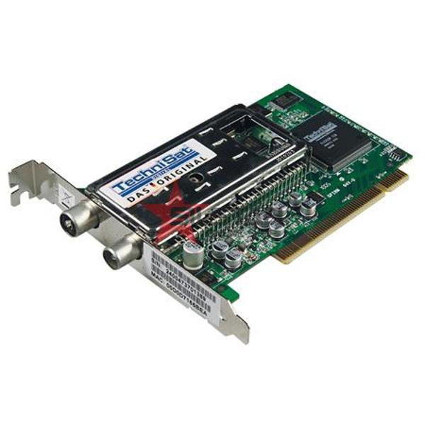 (DVBT CARD) Placa Dvb-T Pci Techisat Airstar2 Tv