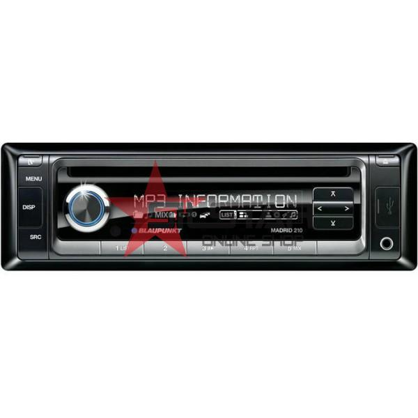 CD player USB Madrid 210