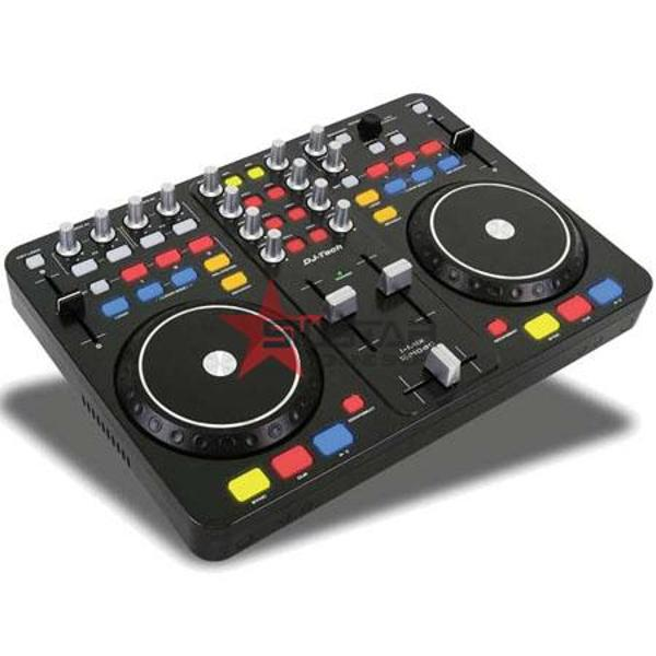 (IMIXRELOAD) Dj Mixer & Scratch Controler +Dj Software