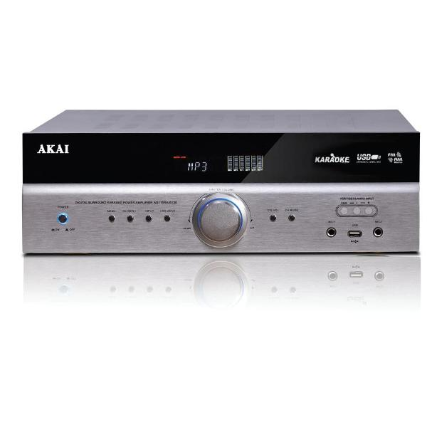 Amplificator audio AKAI-AS115RA-6136