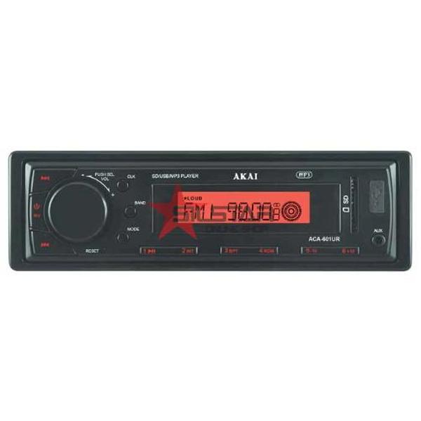 Car radio cu USB/Card Reader AKAI ACA-601UR