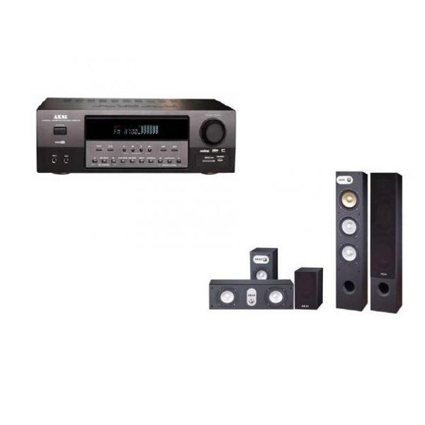 Sistem Home Theater AKAI  AS110RA-320/SS008A-2011D