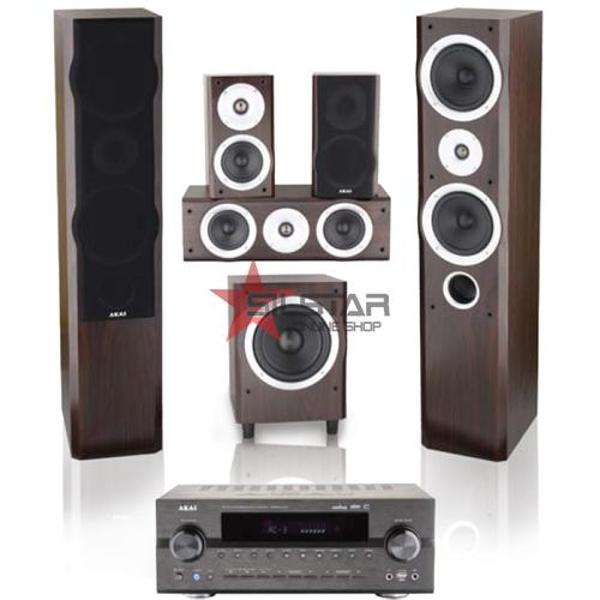 Sistem Home Theater-AS008RA-6100/SS013A-260