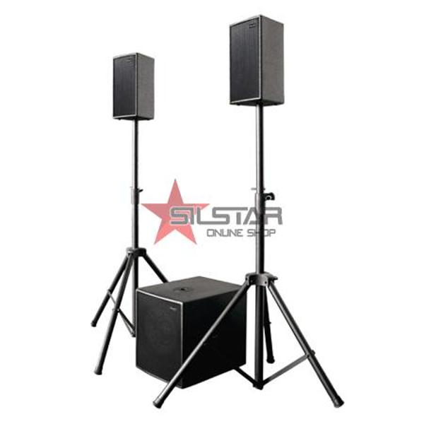 (ALPHA10X) KIT SUBWOOFER 10 inch+2 SATELITI 6.5inch BST