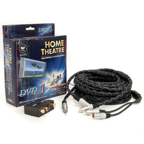 DVD HOME CINEMA KIT 1