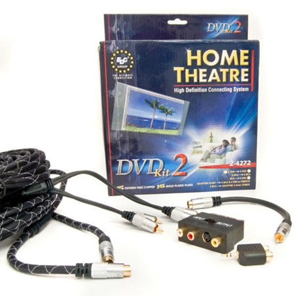 DVD HOME CINEMA KIT 2