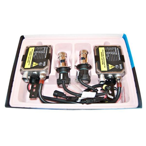 KIT XENON H4 HI/LOW 8000K