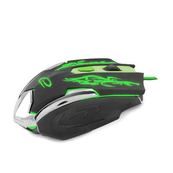 MOUSE OPTIC USB GAMING CYBORG