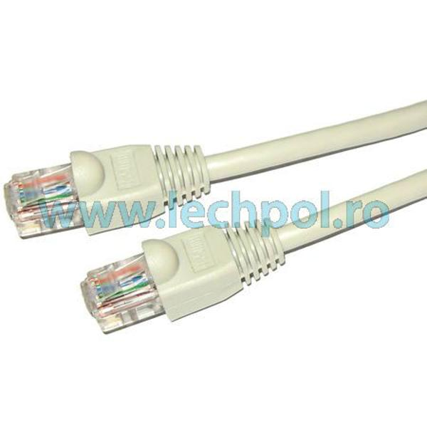 PATCH CORD UTP CCA 0.5M