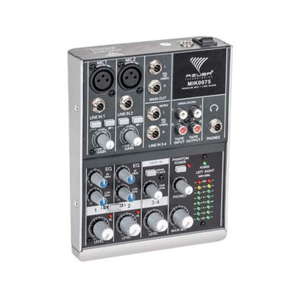 MIXER AUDIO 4 CANALE
