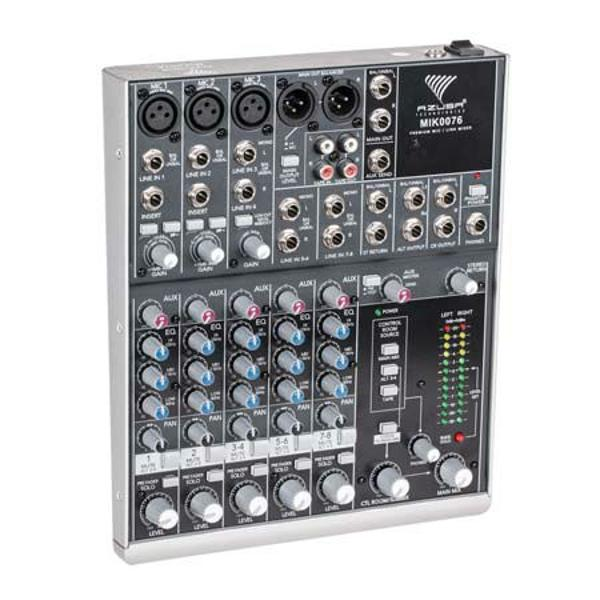 MIXER AUDIO 8 CANALE