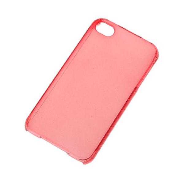 BACK COVER CASE IPHONE 4 ROSU
