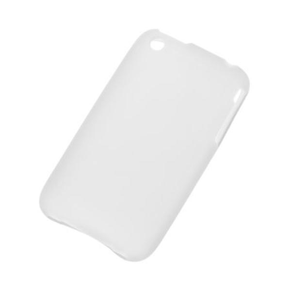 BACK COVER CASE IPHONE 3G/S TRANSPARENT