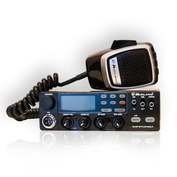 STATIE RADIO CB ALAN 48 PLUS MULTI