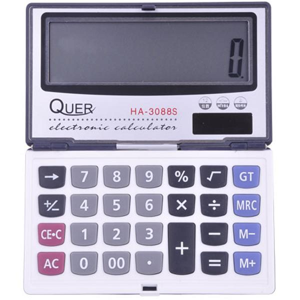 CALCULATOR DE BUZUNAR HA-3088S2 QUER