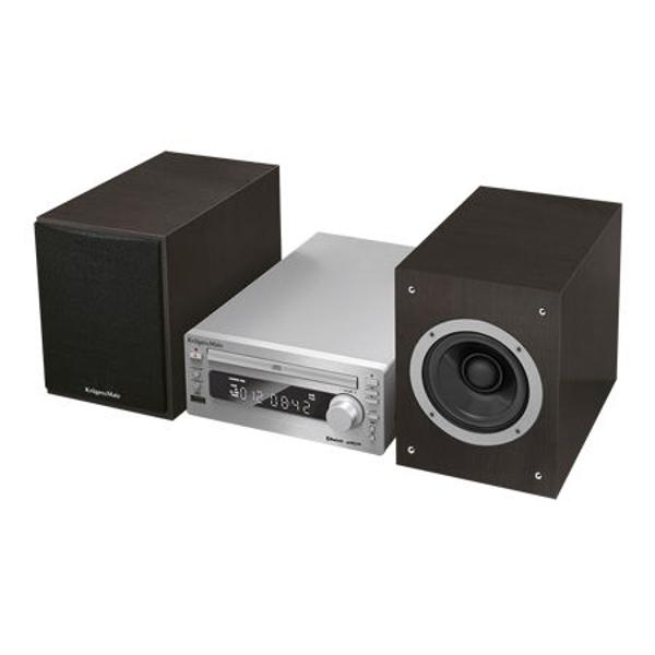 SISTEM AUDIO CD/USB/BT 2X20W RMS KRUGER&MATZ