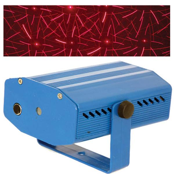 Laser disco mini 100mW