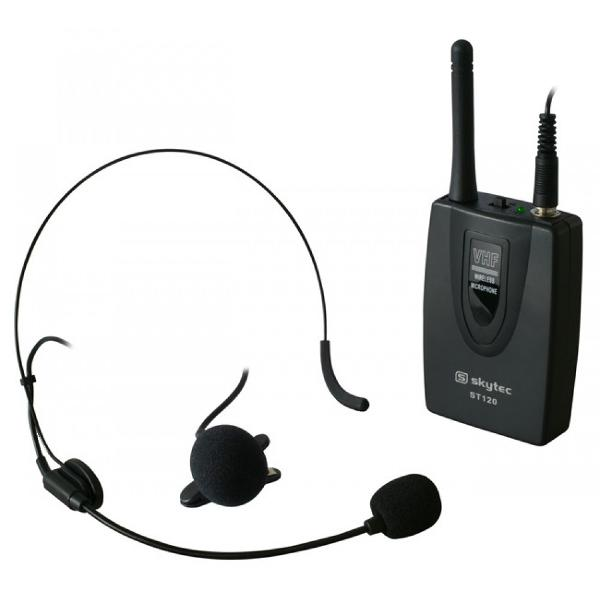 SkyTec	VHF Bodypack with tieclip and headset mic. 200.175Mhz