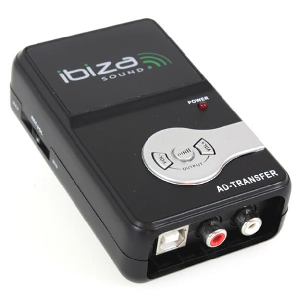 (AD-TRANSFER) CONVERTOR AUDIO ANALOG - DIGITAL IBIZA