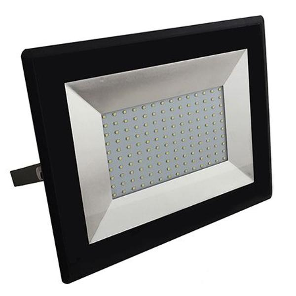 REFLECTOR LED SMD 100W 6500K IP65 NEGRU