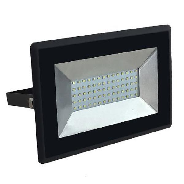 REFLECTOR LED SMD 50W 4000K IP65 NEGRU