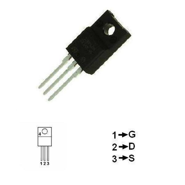 TRANZISTOR MOSFET CANAL N 2SK2845