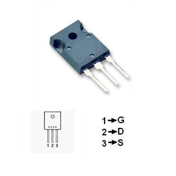 TRANZISTOR MOSFET CANAL N 20A 150W IRFP240
