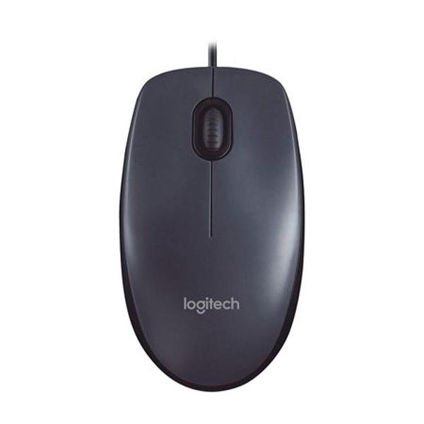 MOUSE OPTIC CU FIR M100 USB LOGITECH