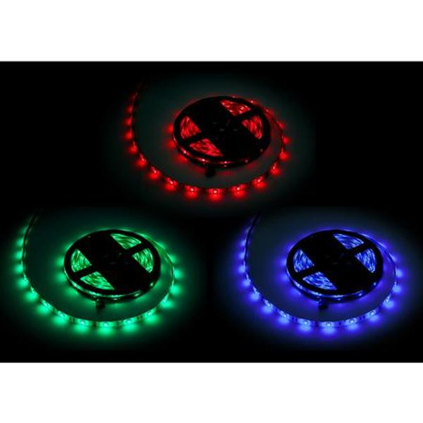 BANDA LED RGB IP65 5M