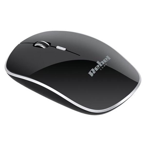 MOUSE WIRELESS  WM200 REBEL
