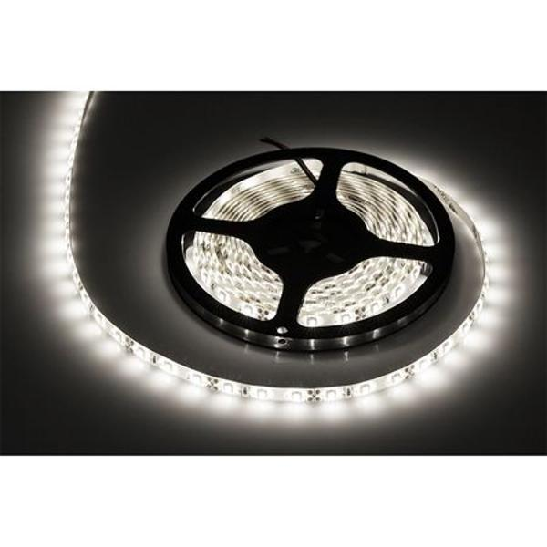 BANDA LED 5050 IP65 ALB NATURAL 5M REBEL